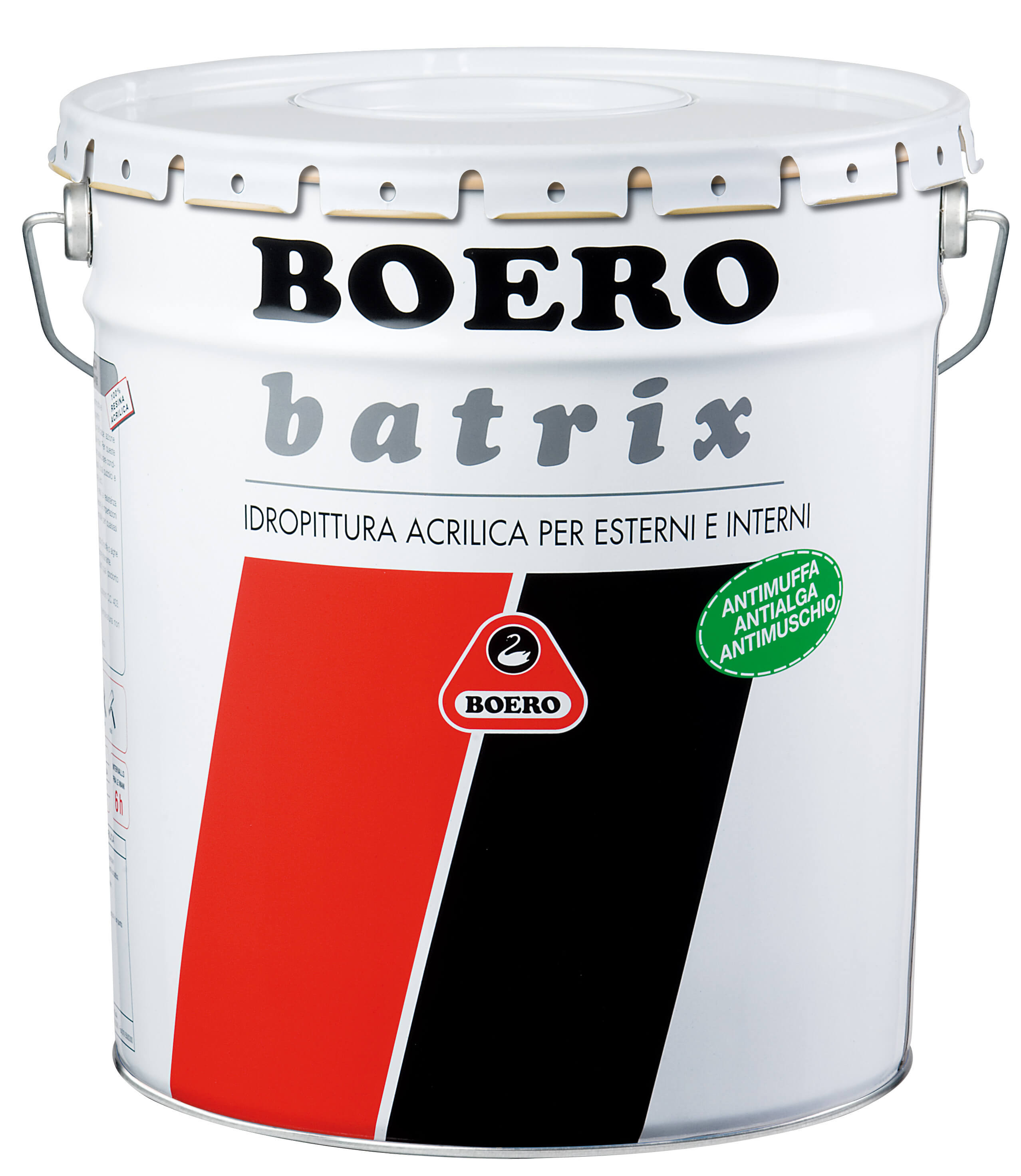 Pittura Per Interni Boero.G S Colori Antimuffa Batrix Boero