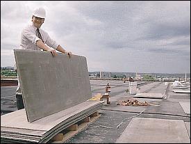 Pannelli di cemento per esterni