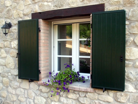 G s colori industria - Verniciare le finestre ...