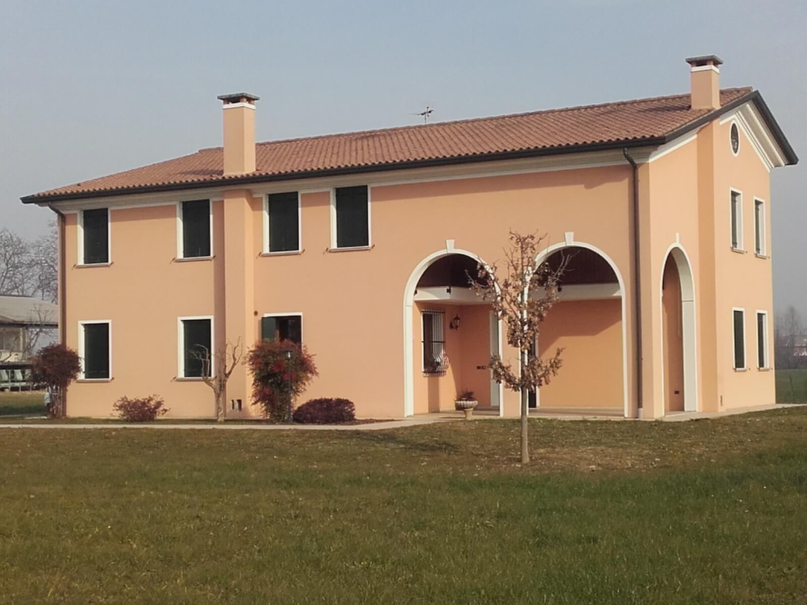 Gallery of esterno casa colore gs colori esterni with - Esterno casa colore ...
